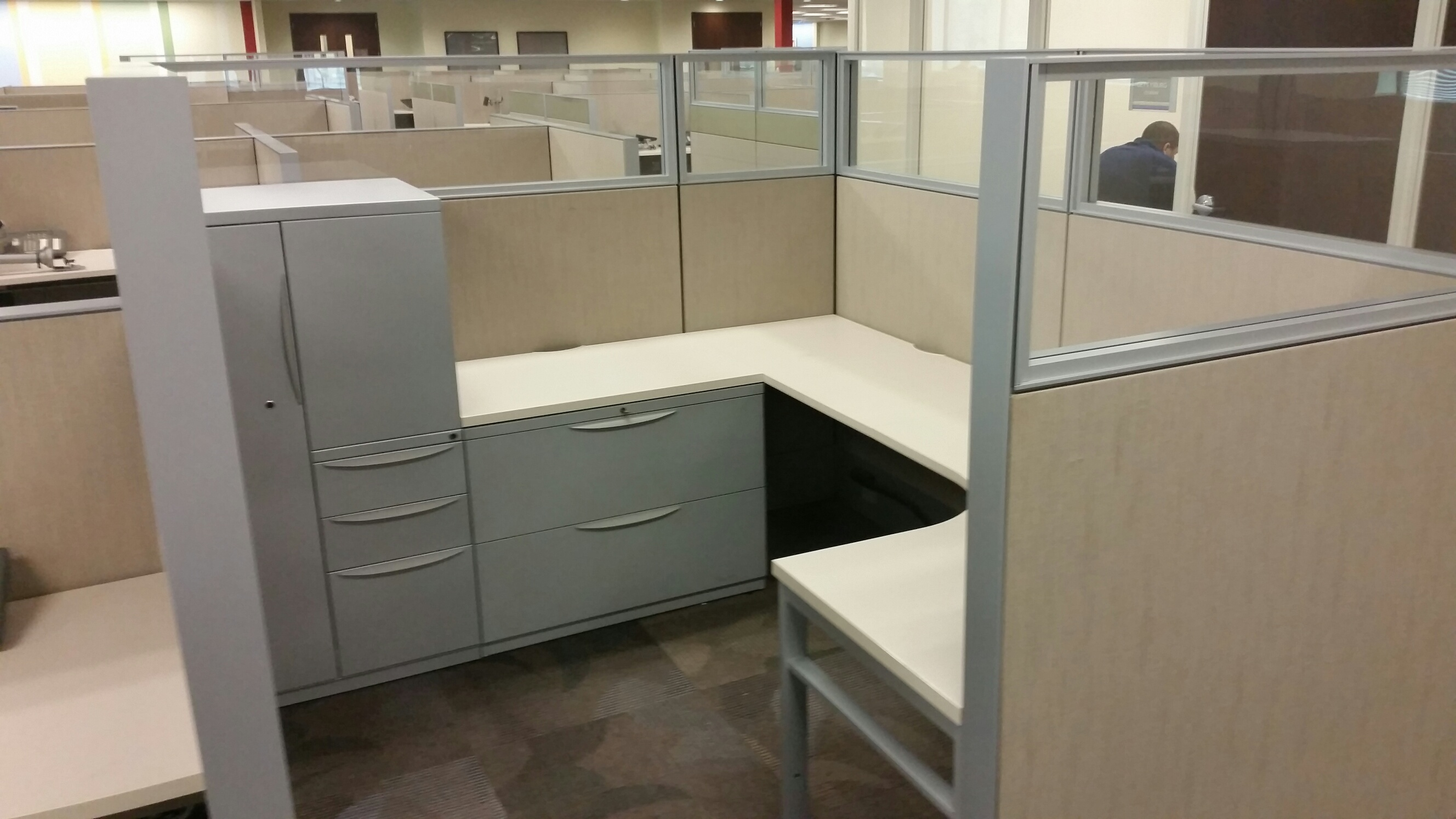 click kitchen cabinets affordable office interiors office furniture workstations 2253