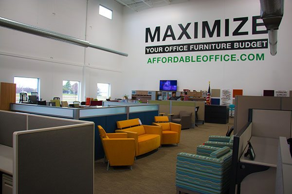 Affordable Office Furniture In Stock